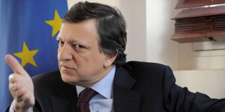 Barroso souhaite plus d'ambition dans les réformes en France
