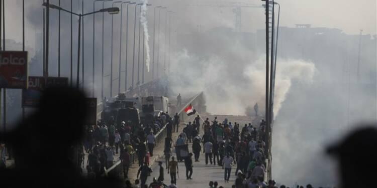 L'état d'urgence instauré en Egypte pour un mois au moins