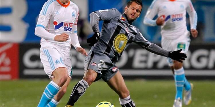 Ligue 1: Marseille concède le match nul 0-0 contre Ajaccio