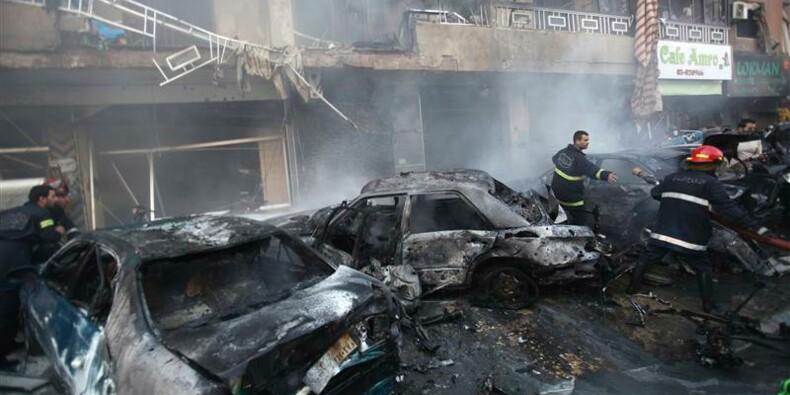Explosion dans un fief du Hezbollah à Beyrouth, 4 morts