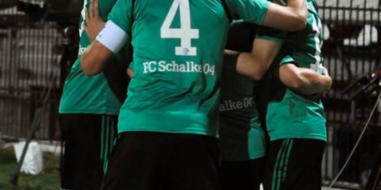 Ligue des champions: Arsenal et Schalke 04 au rendez-vous