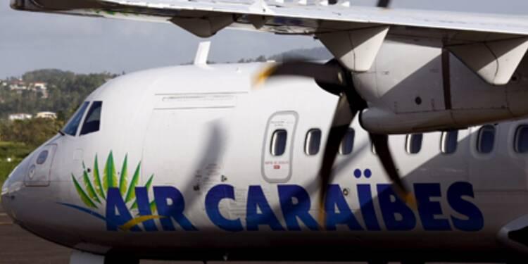 Jean-Paul Dubreuil, le P-DG de la compagnie Air Caraïbes défie Air France aux Antilles