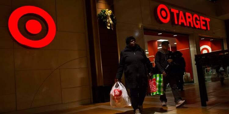 Target craint pour les données de 70 millions de ses clients