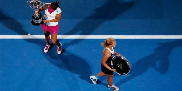 Open d'Australie: la Chinoise Li Na remporte le tournoi