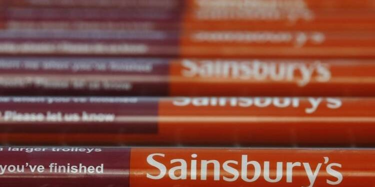 Sainsbury n'a pas redressé ses ventes au 1er trimestre