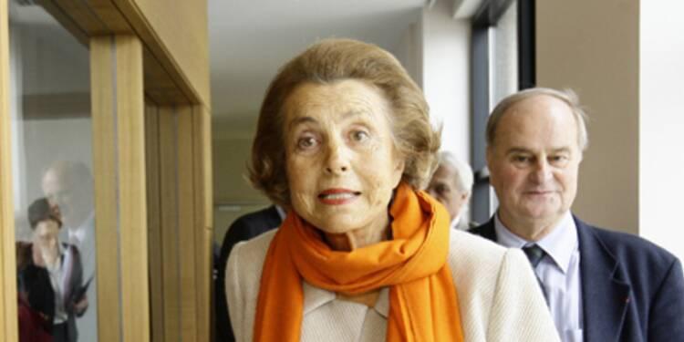 #Exclusif :# l'hôtel particulier de Liliane Bettencourt livre ses secrets