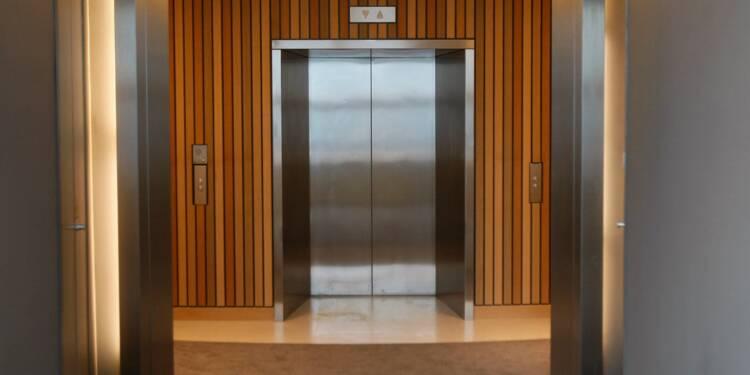 45 secondes pour convaincre son patron dans l'ascenseur