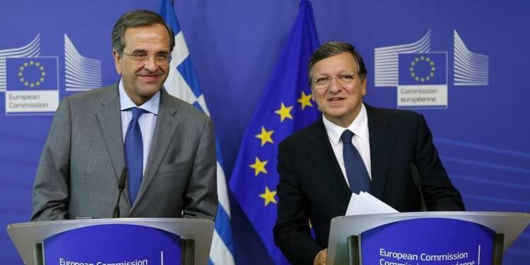 "La ""troïka"" des créanciers attendue mardi en Grèce"