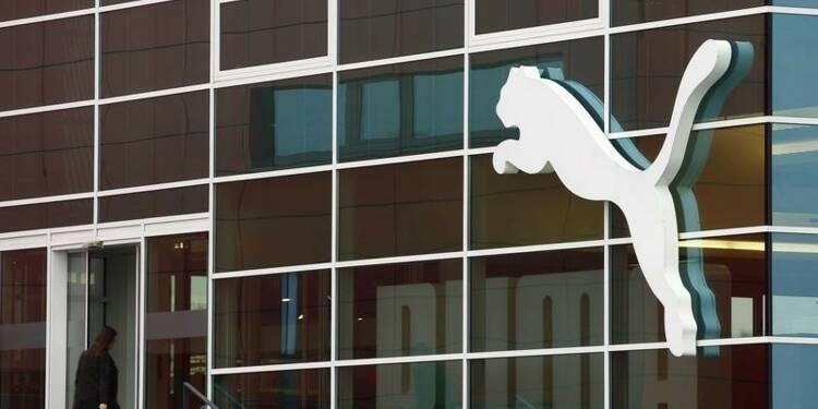 Puma réduit son objectif de marge à cause des effets de change