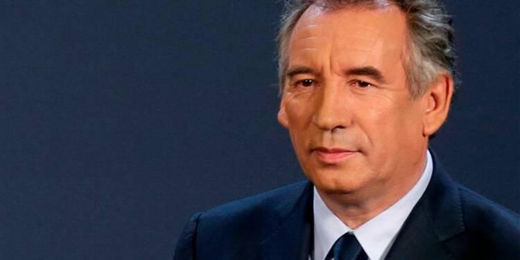 François Bayrou candidat aux élections municipales à Pau