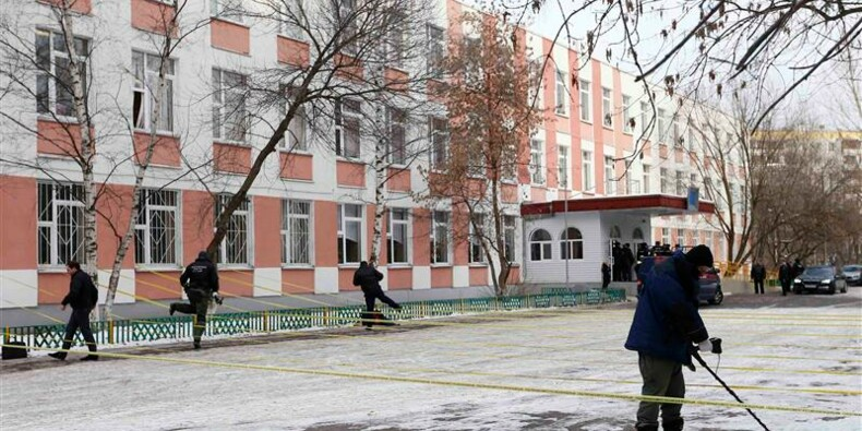 """Le forcené de Moscou """"neutralisé"""", deux morts signalés"""