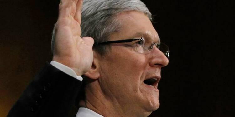 Les pratiques fiscales d'Apple mises en cause par le Sénat américain