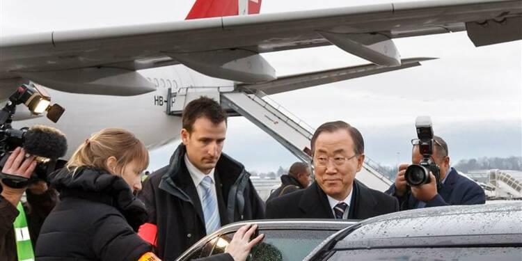 La conférence de Genève II sur la paix en Syrie mal engagée