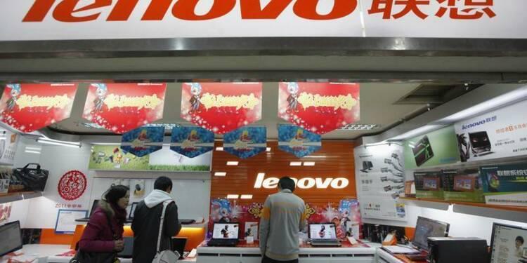Lenovo discute d'une acquisition, des serveurs d'IBM évoqués