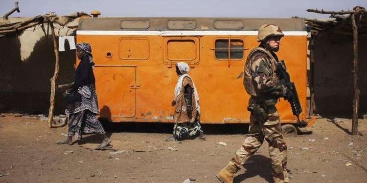 Fabius confirme un début de retrait français du Mali en avril