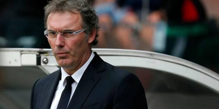 Football: Laurent Blanc prolongé jusqu'en 2016 au PSG