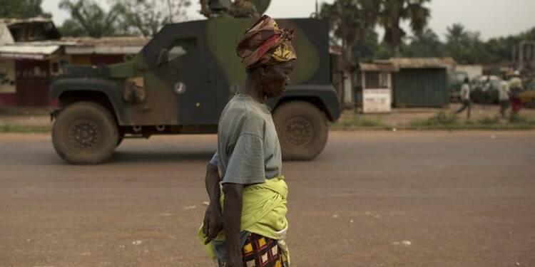 Paris décide d'accroître son contingent en Centrafrique
