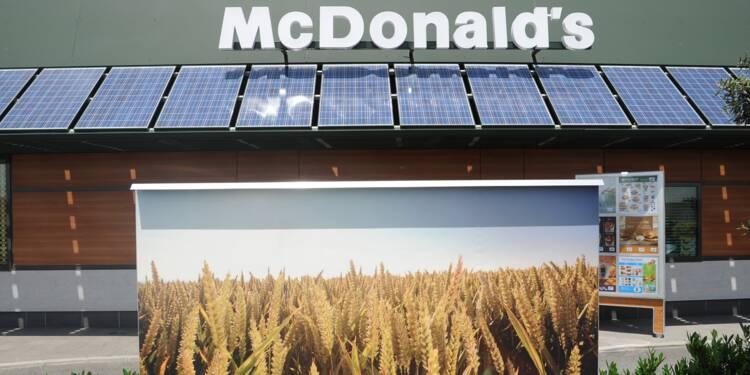 Comment McDonald's dompte le cours du blé