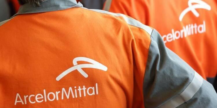 Fin de la grève des grutiers à l'usine ArcelorMittal de Fos