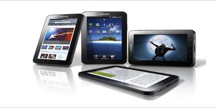 Les ventes de tablettes rattrapent celles des PC en France