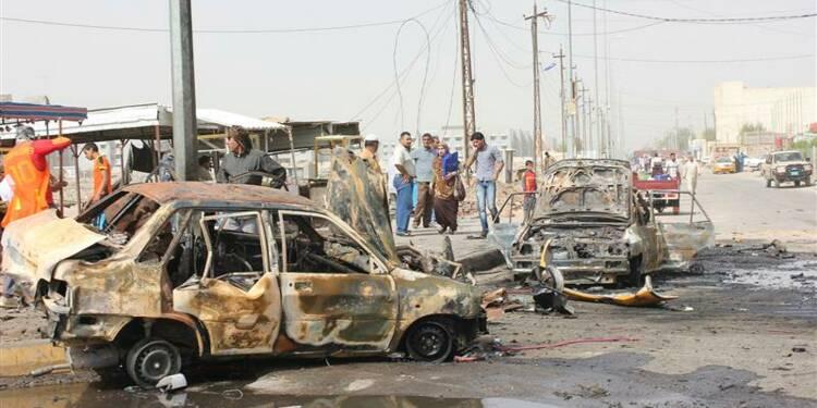 Une soixantaine de morts dans des attentats en Irak