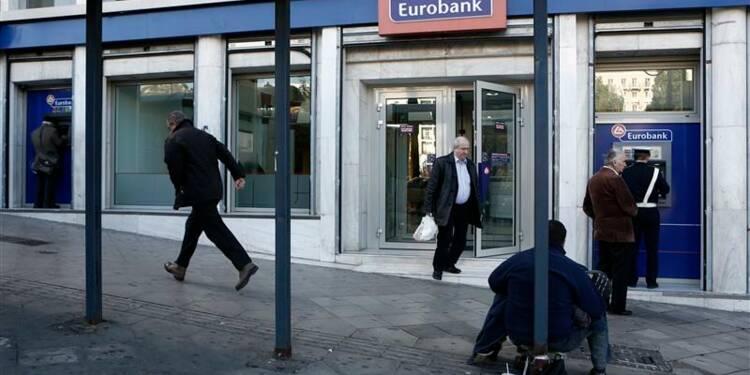 Eurobank accepte l'offre d'achat de National Bank of Greece