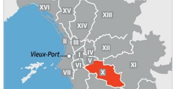Destruction du plus grand campement de Roms de Marseille