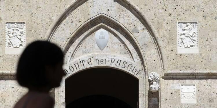 Perte trimestrielle nette de Monte Paschi plus marquée que prévu