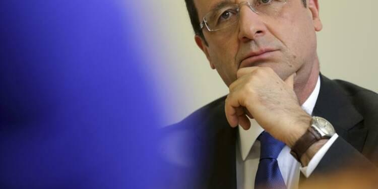 """La gauche met Hollande en garde contre """"un coup pour rien"""""""