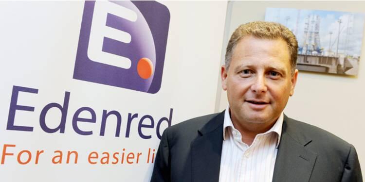 Jacques Stern, P-DG d'Edenred : Avec ses tickets resto, il ramasse la monnaie