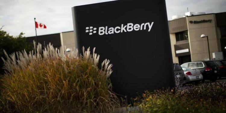 BlackBerry, en reconquête, tente un retour aux sources