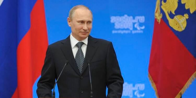 Poutine accélère la procédure d'intégration de la Crimée