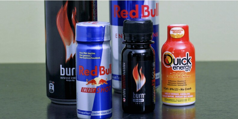 """La taxe """"Red Bull"""" fait son come-back dans le débat parlementaire"""