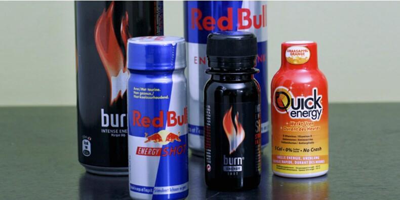 Les energy drinks sont-ils faits pour vous?