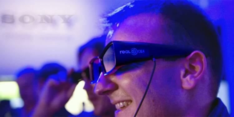 Comment Sony compte se refaire grâce à la 3D