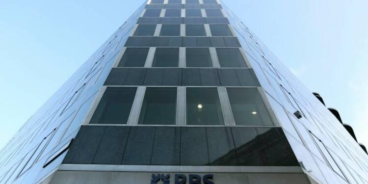 Perte de 8,2 milliards de livres pour RBS en 2013