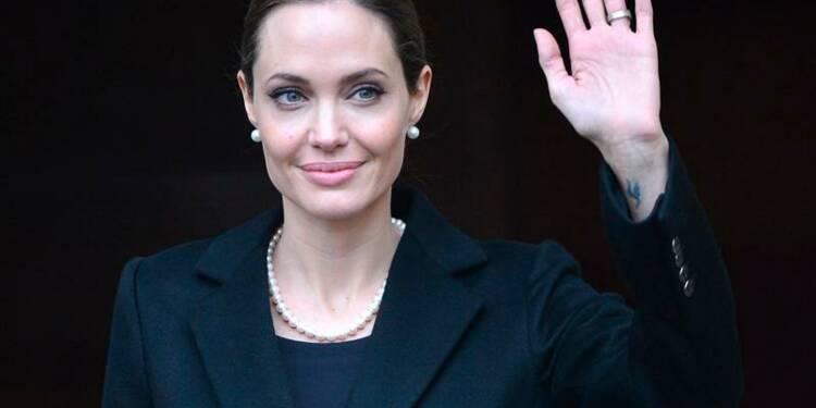 Angelina Jolie révèle avoir subi une double mammectomie