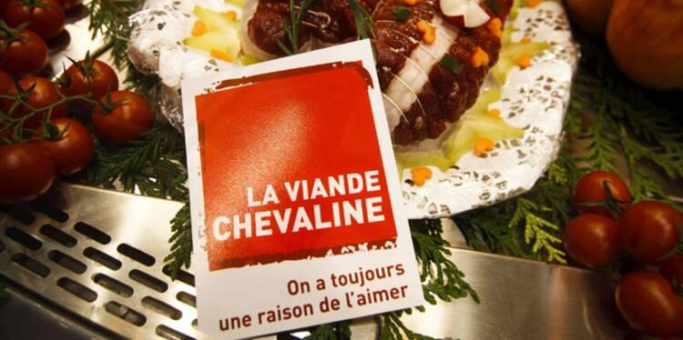 La consommation de viande de cheval en hausse en France