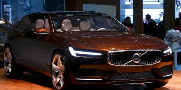 Volvo Car Group a enregistré un bénéfice opérationnel en 2013