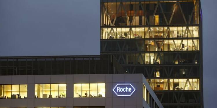 Roche voit le franc suisse peser sur ses résultats 2013