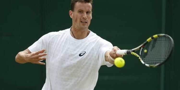 Wimbledon: l'improbable duo français