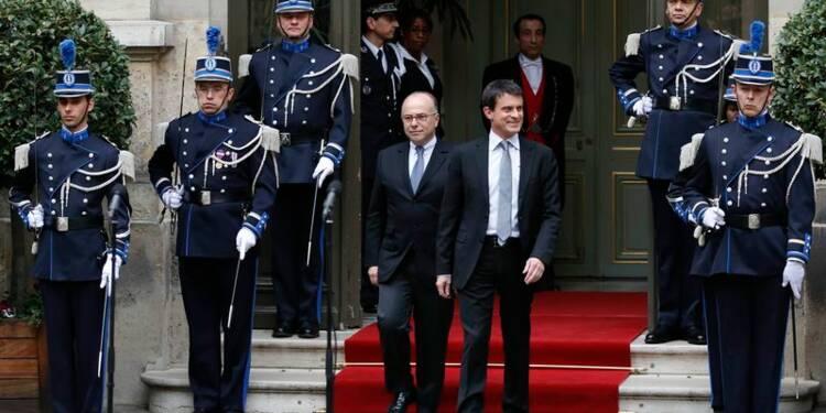 Bernard Cazeneuve, le soldat de Bercy promu à l'Intérieur
