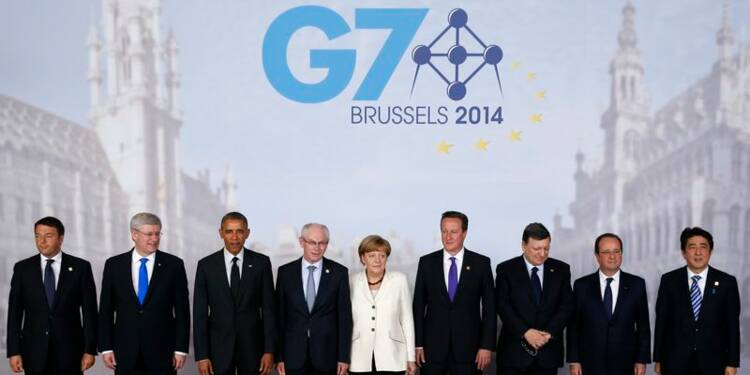 Le G7 veut vite conclure de grands accords commerciaux