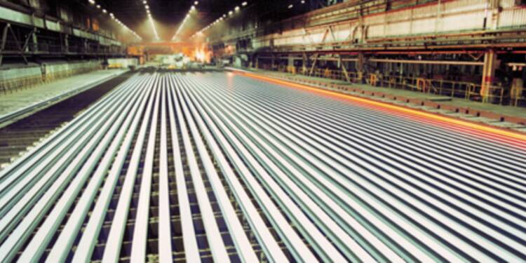 Le titre ArcelorMittal recule après la publication de mauvais trimestriels