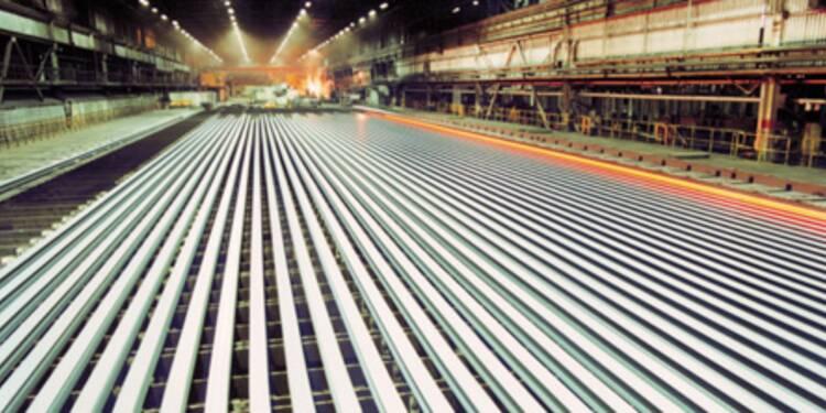L'action ArcelorMittal chute après l'annonce d'une augmentation de capital
