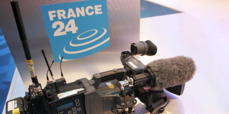 France 24 : moyens maous et audience riquiqui