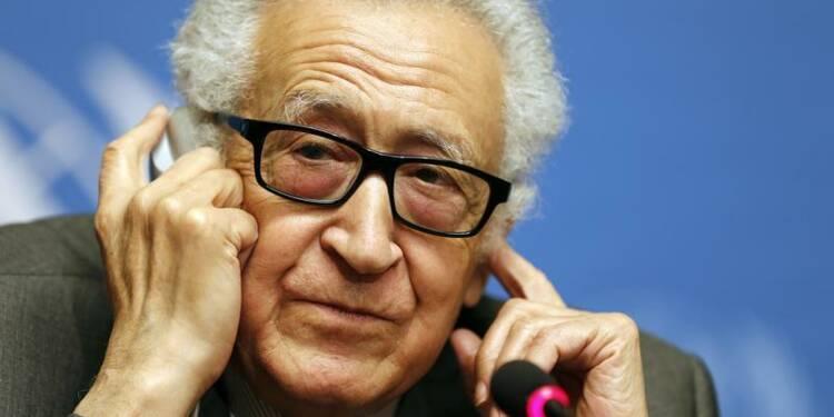 Les discussions entre Syriens piétinent à Genève
