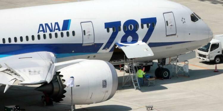 ANA prévoit un premier vol test du Boeing 787 dimanche