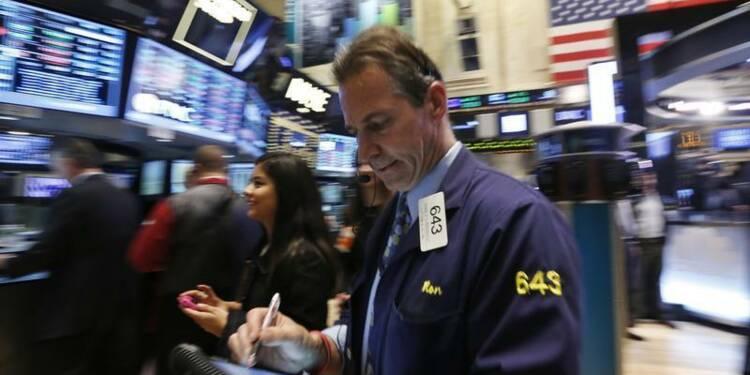 Wall Street ouvre en hausse après la statistique du chômage