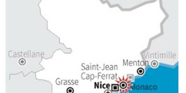 Encore un vol de bijoux sur la Côte-d'Azur
